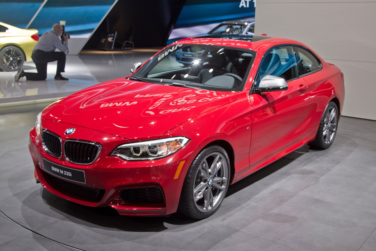 bmw 2 series images #9