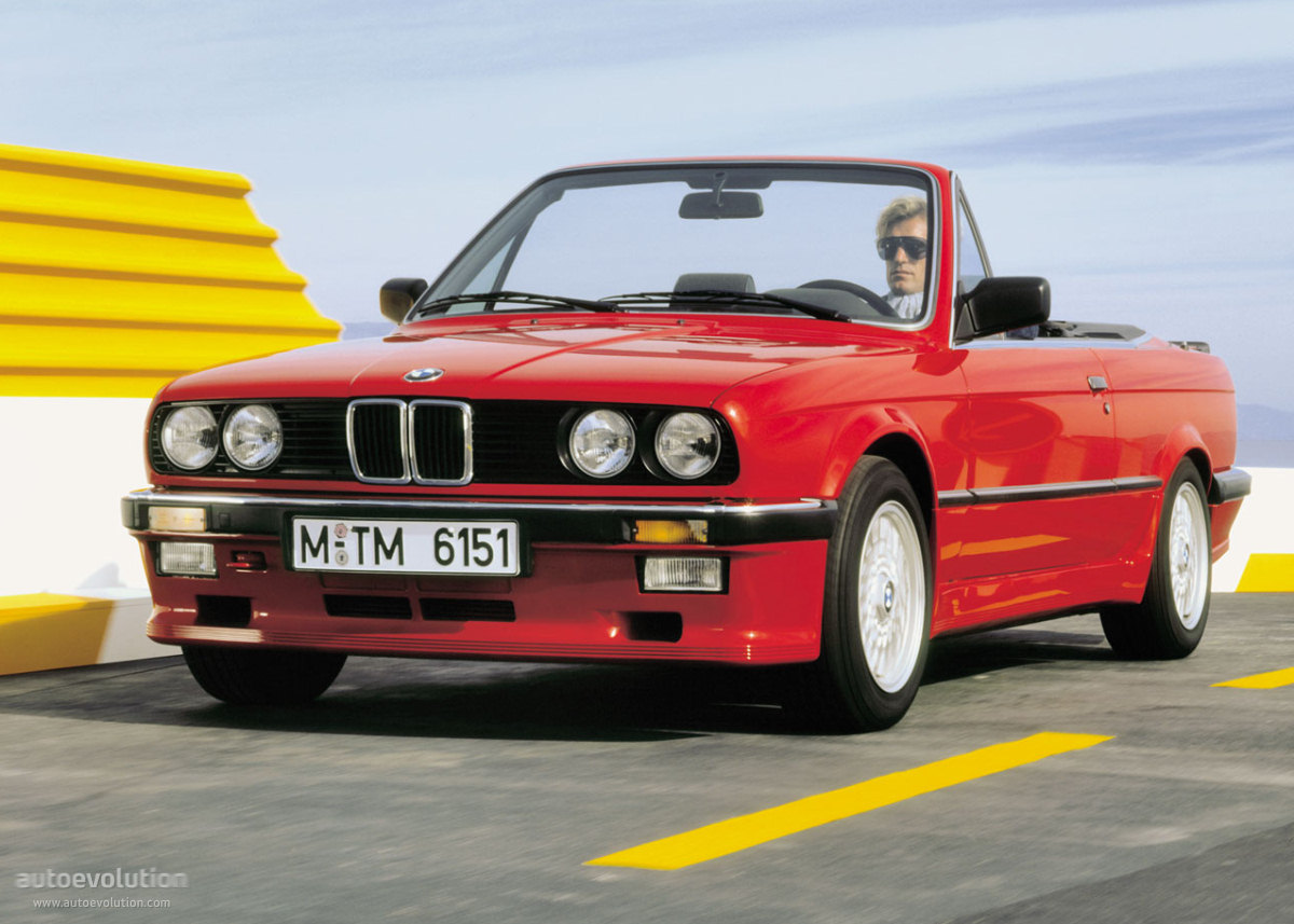 1990 bmw 3 series cabrio e30 pictures information and specs auto. Black Bedroom Furniture Sets. Home Design Ideas