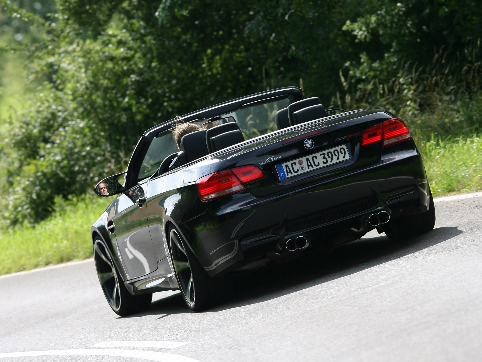 bmw 3 series cabrio (e93) 2008 images