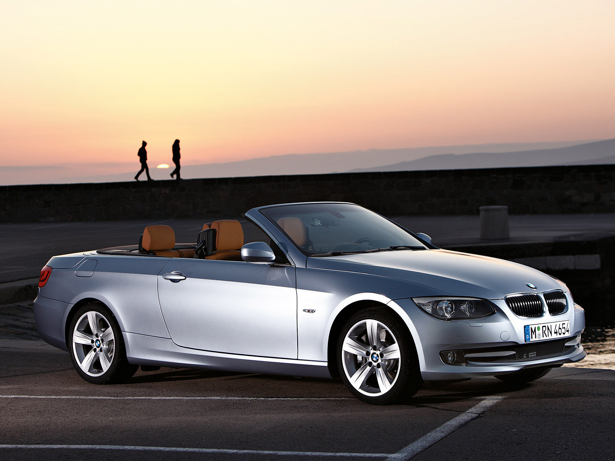 bmw 3 series cabrio (e93) 2008 models
