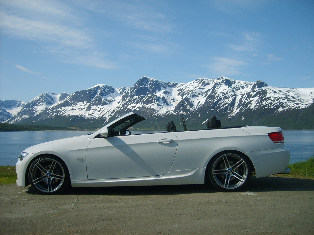 bmw 3 series cabrio (e93) 2008 pictures