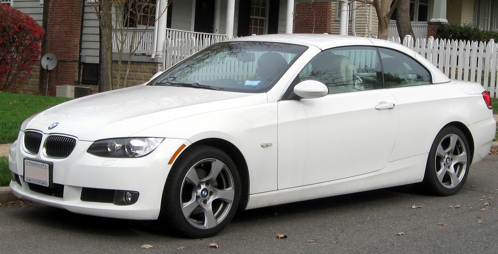 2011 bmw 3 series cabrio e93 pictures information and specs auto. Black Bedroom Furniture Sets. Home Design Ideas