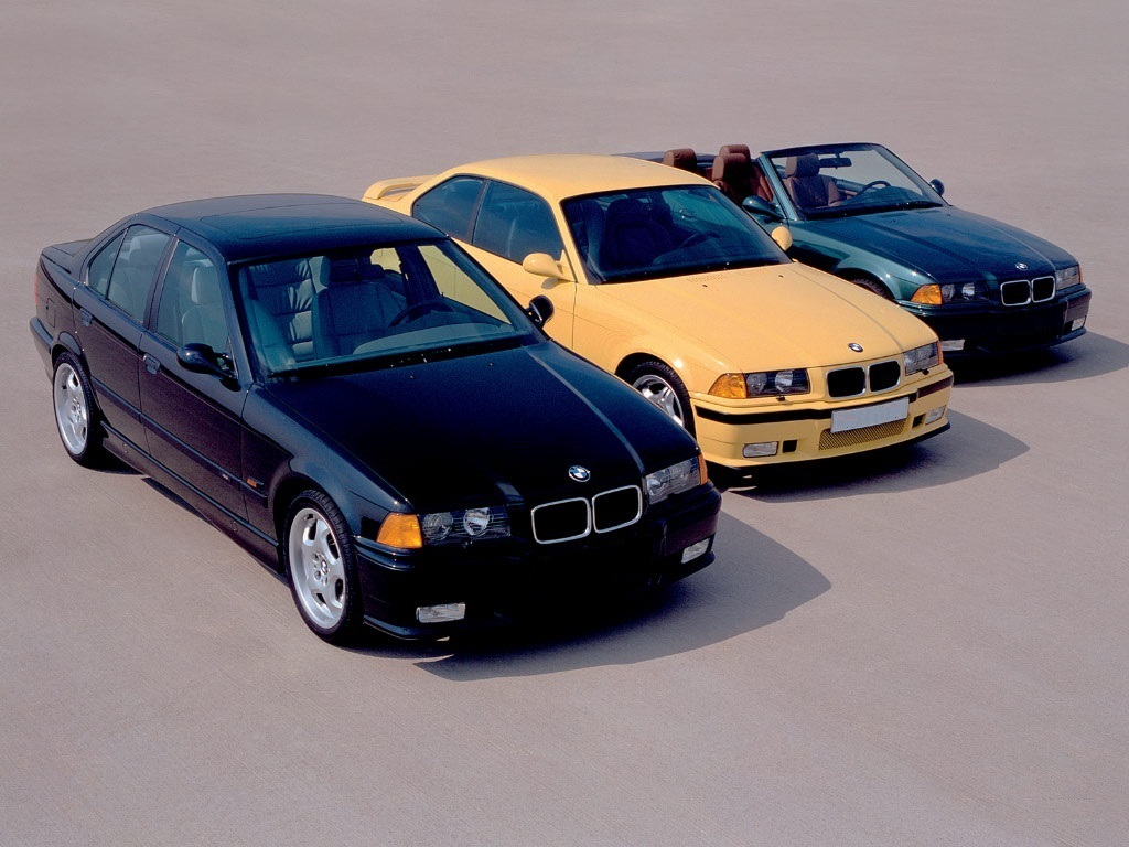 1999 Bmw 3 series compact (e36) - pictures, information ...