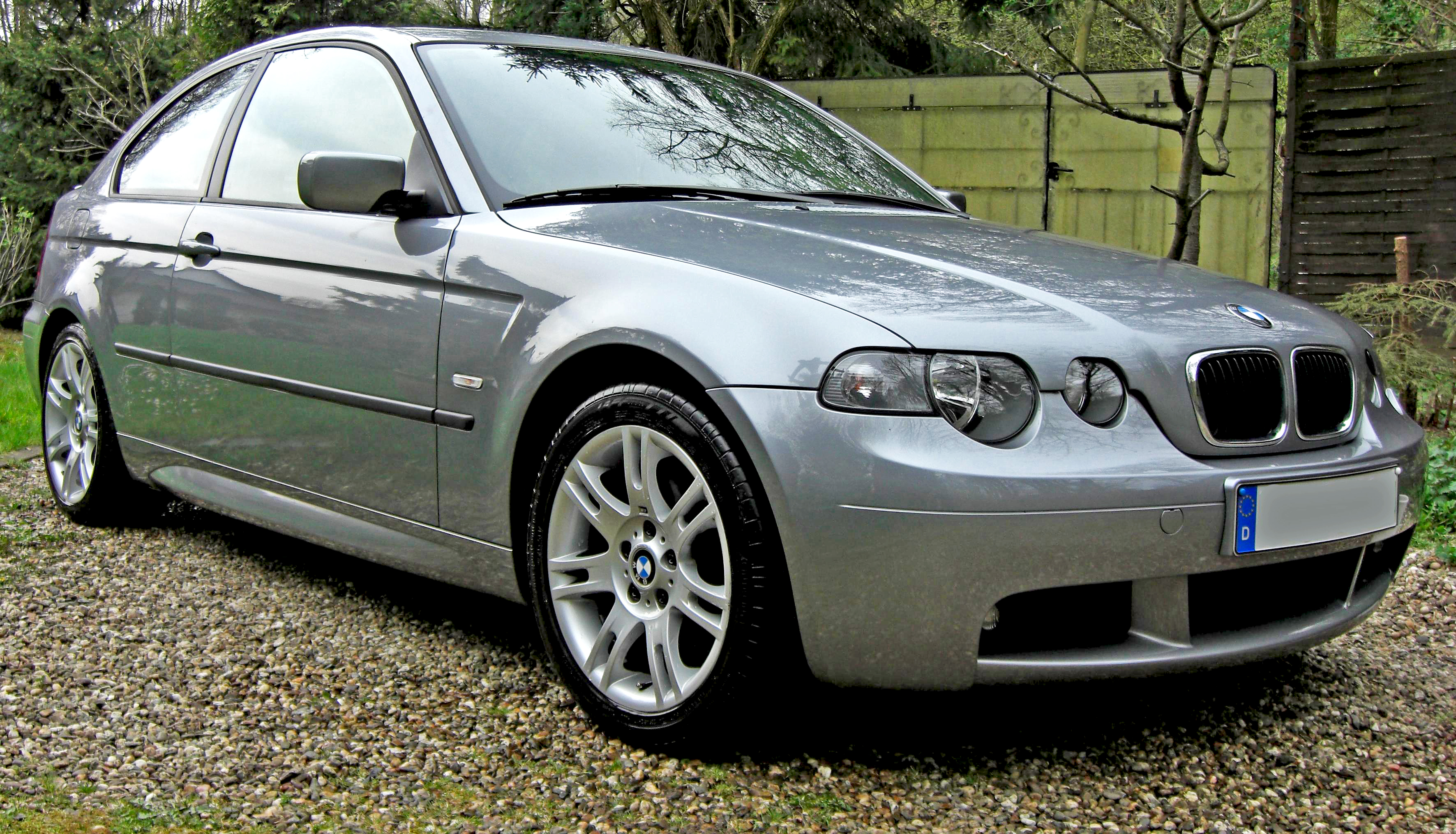 bmw 3 series compact (e46) 2003 pictures #7