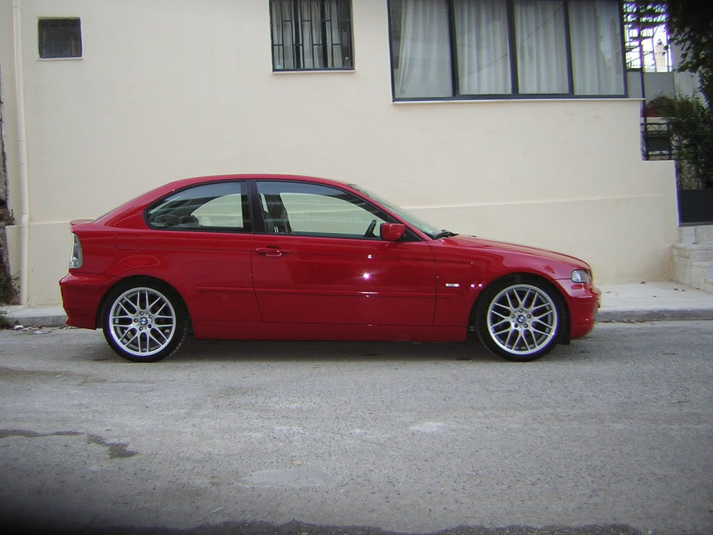 bmw 3 series compact (e46) 2003 pictures #15