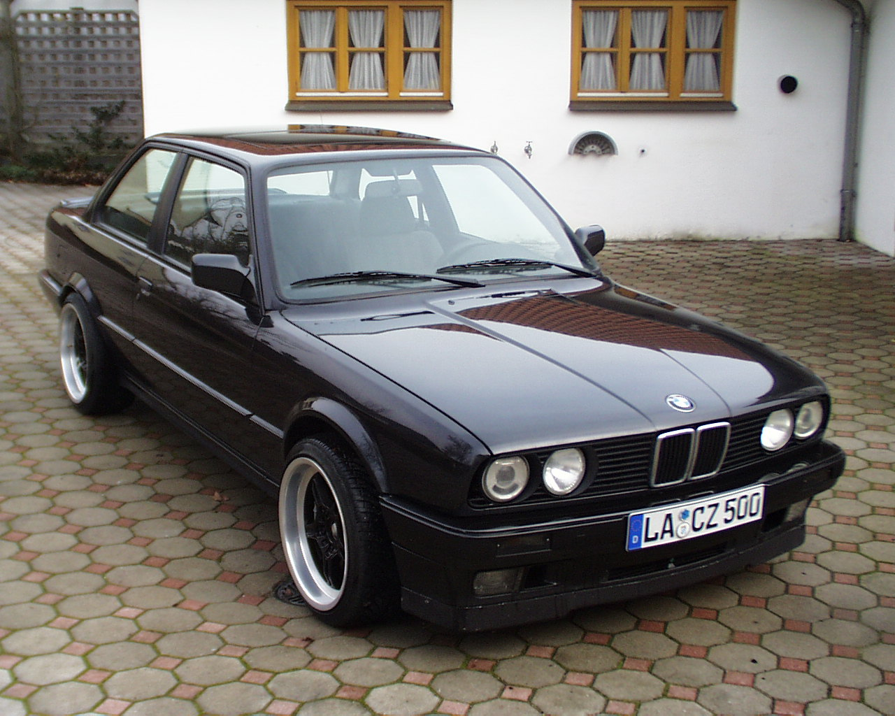 1990 Bmw 3 series coupe (e30) - pictures, information and ...