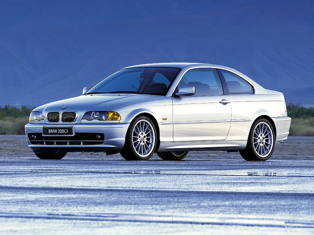 2003 bmw coupe models