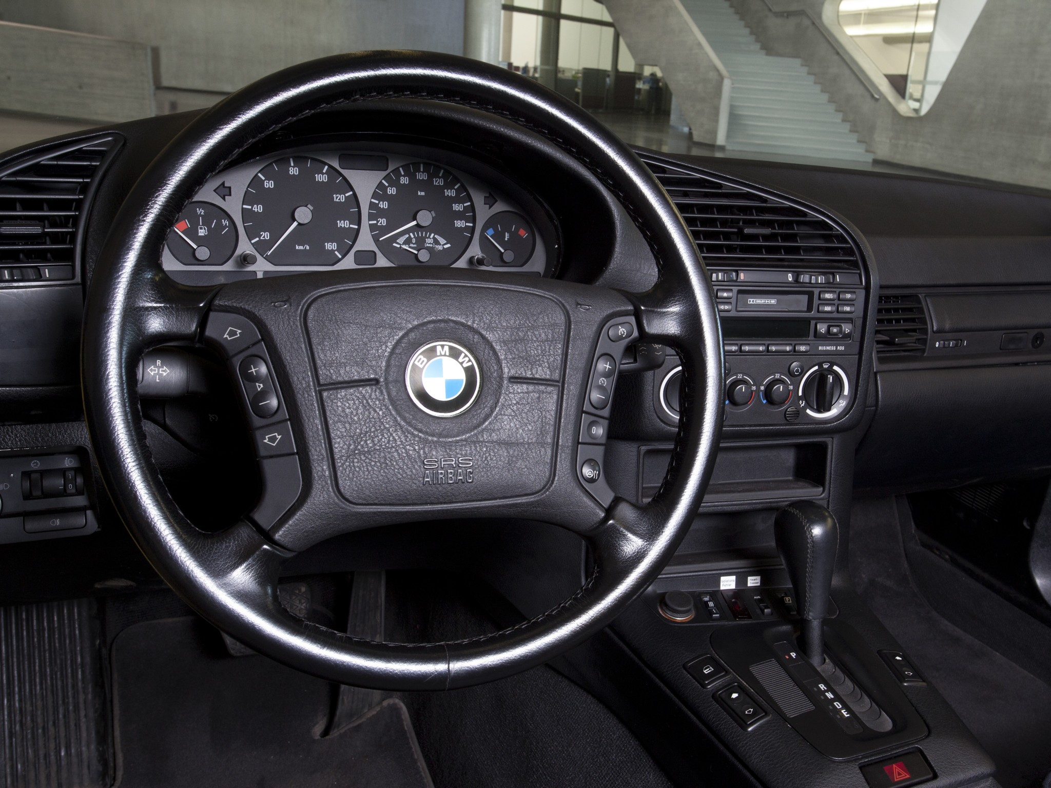 1995 Bmw 3 series (e36) - pictures, information and specs ...