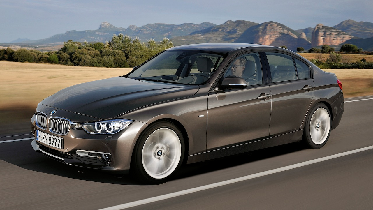 bmw 3 series images #5
