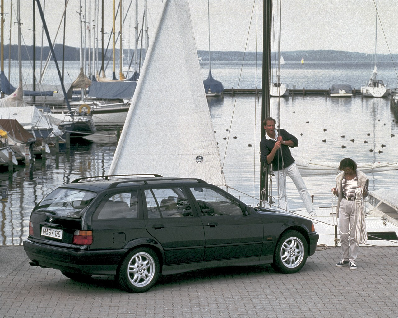 1995 Bmw 3 series touring (e36) - pictures, information ...