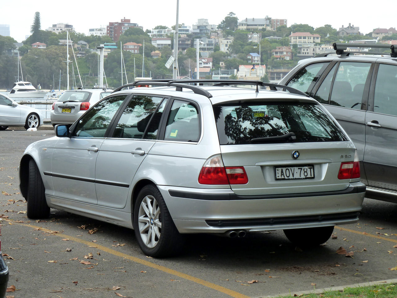 2002 bmw 3 series touring e46 pictures information and specs auto. Black Bedroom Furniture Sets. Home Design Ideas
