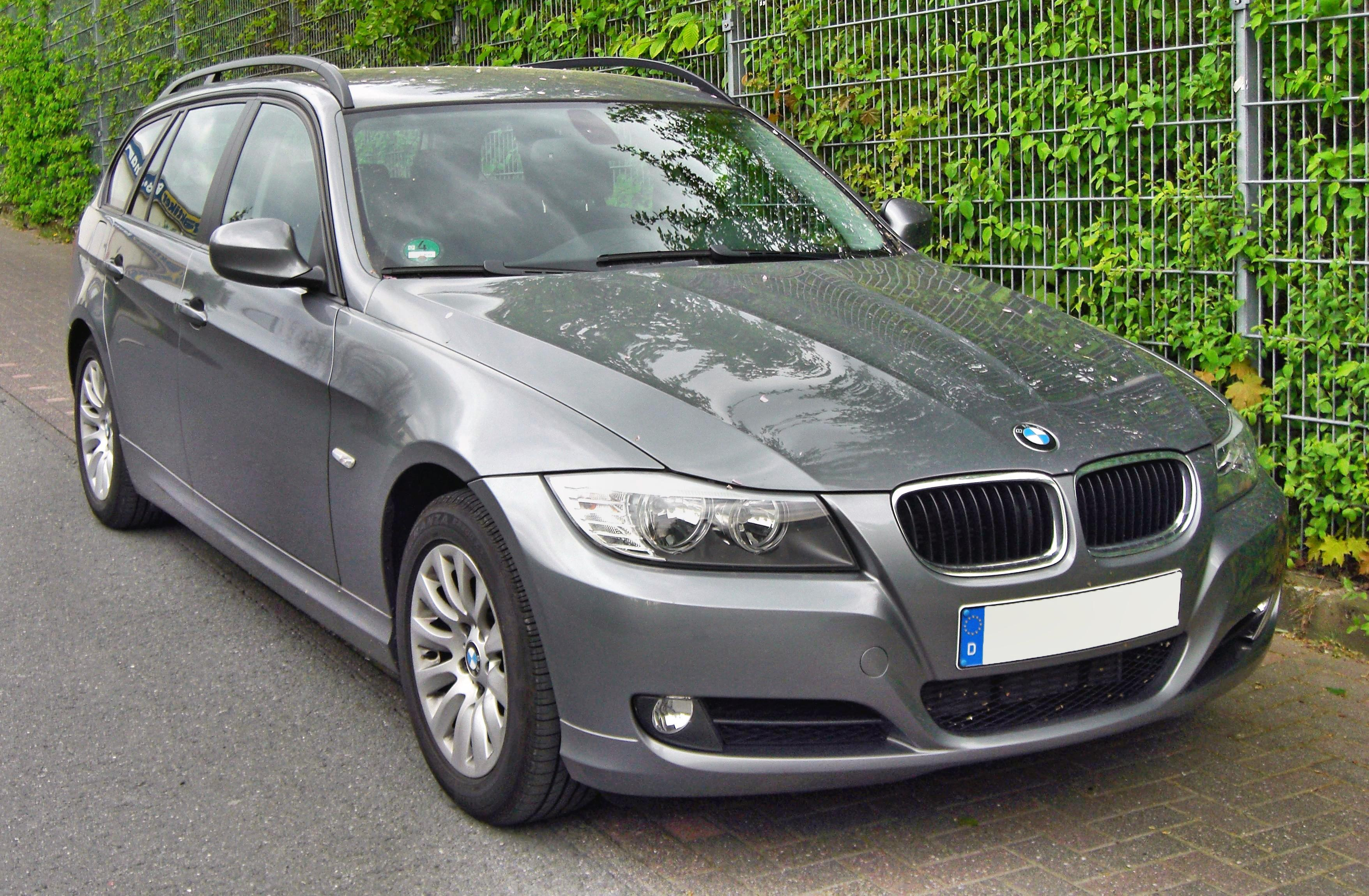 2006 Bmw 3 series touring (e91) – pictures, information and specs ...