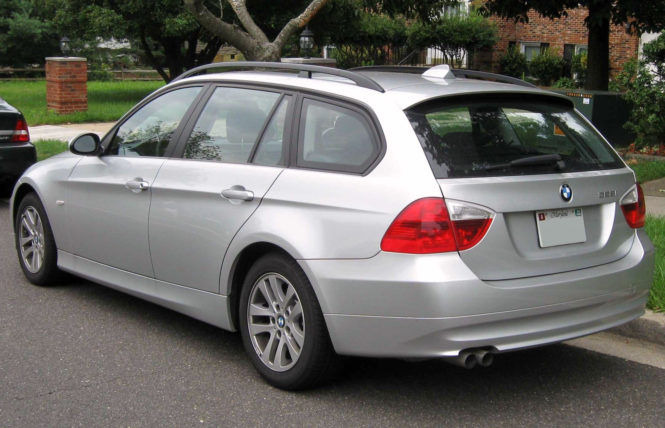 2014 Bmw 3 Series Touring E91 Pictures Information