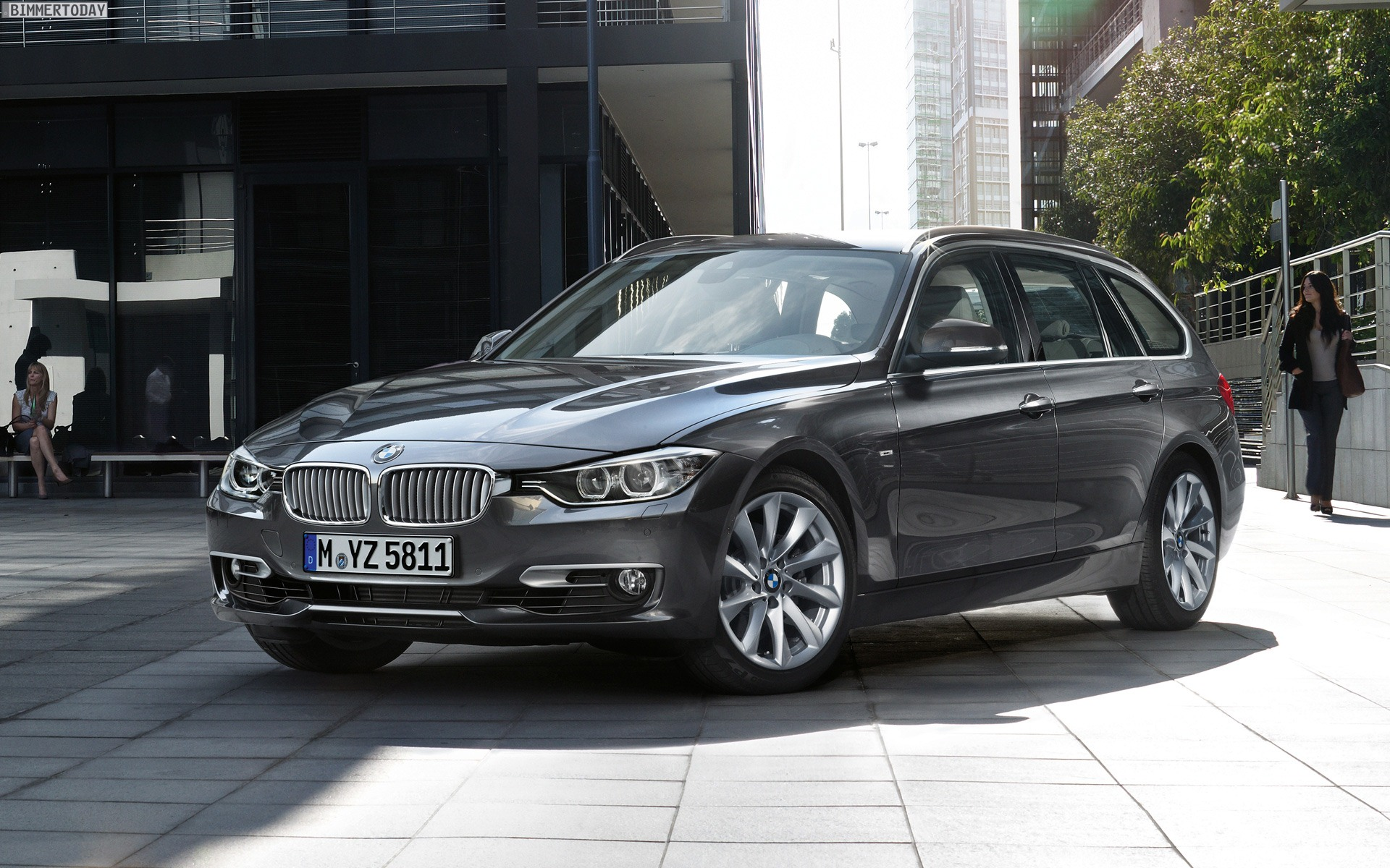 2015 bmw 3 series touring f31 pictures information and specs auto. Black Bedroom Furniture Sets. Home Design Ideas