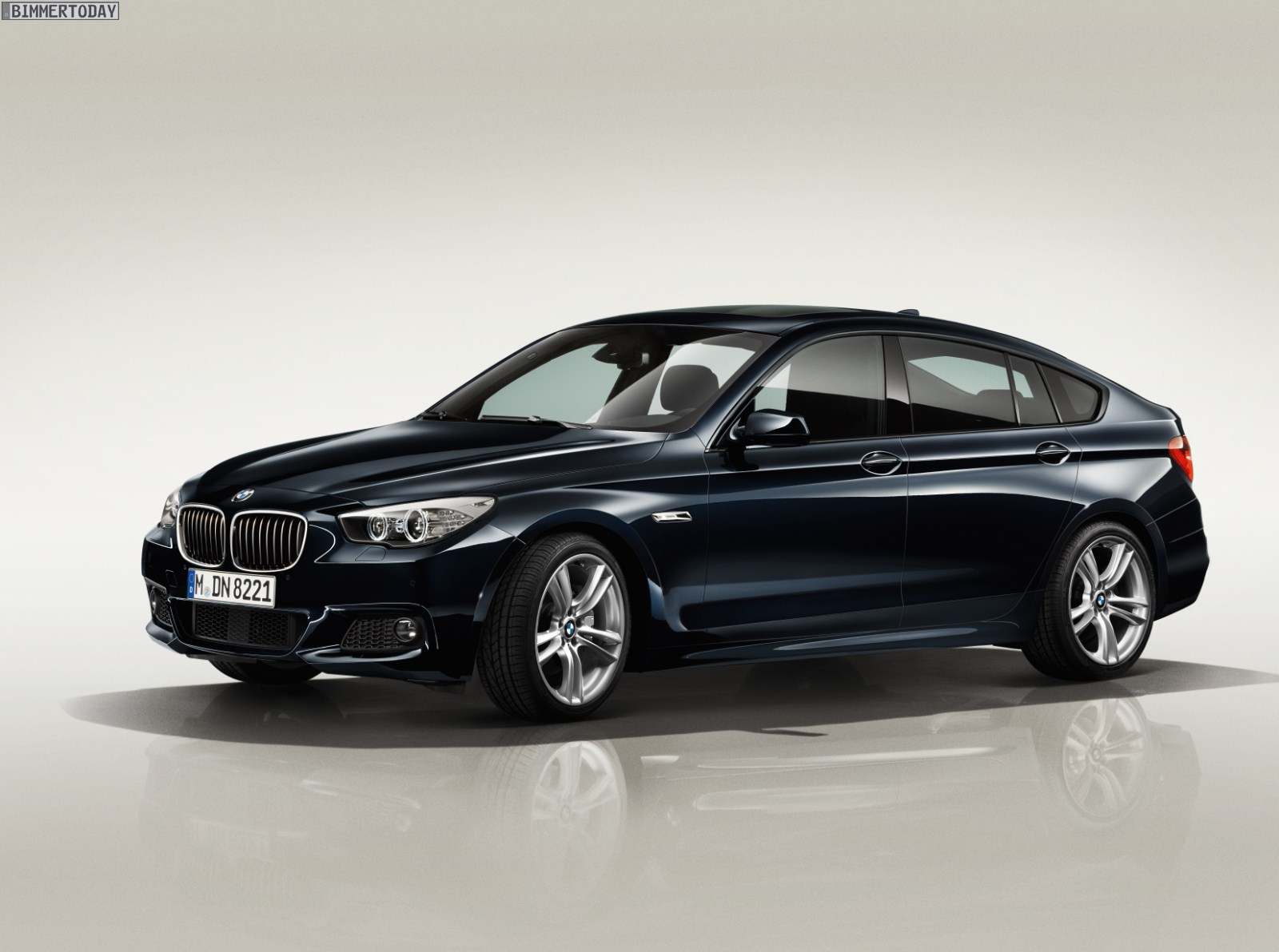 bmw 5 gran turismo pictures #12