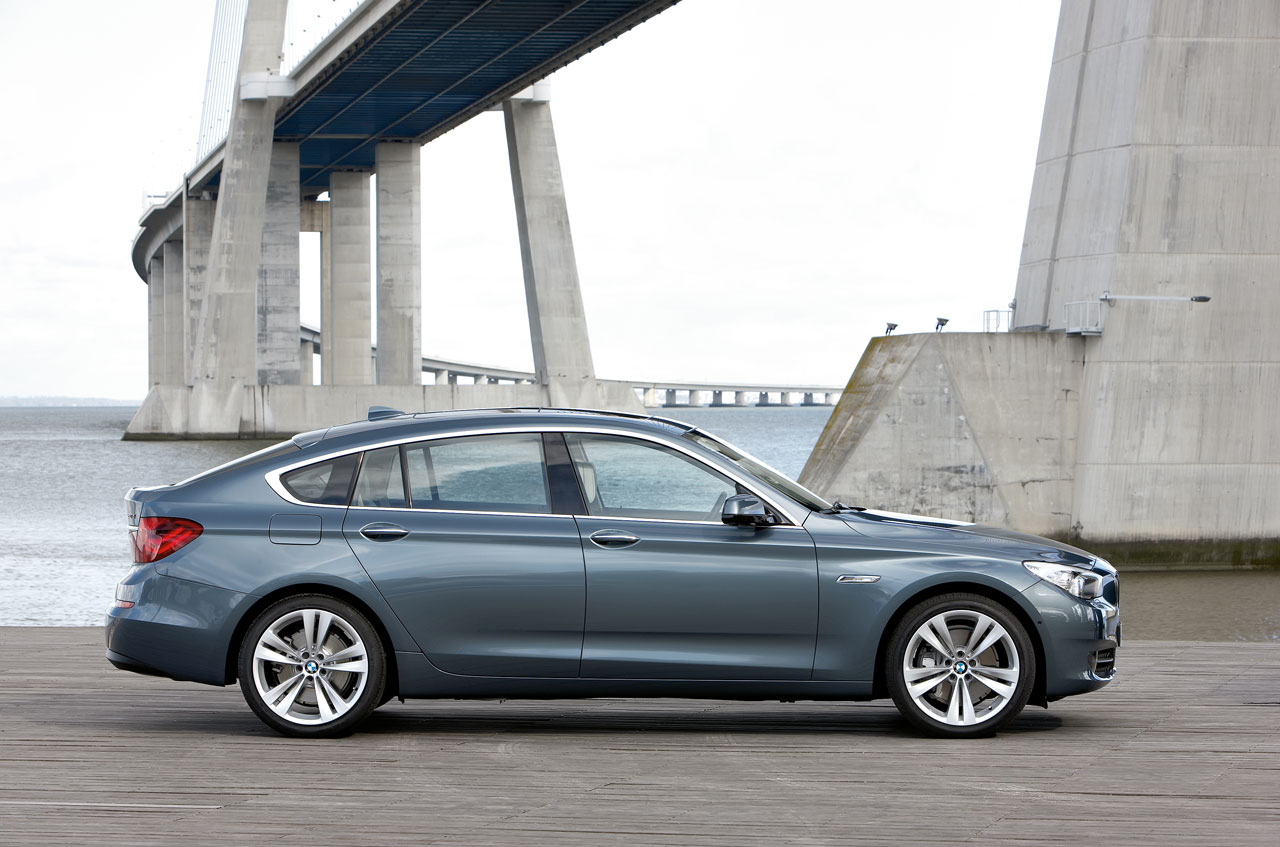 bmw 5 gran turismo wallpaper #10