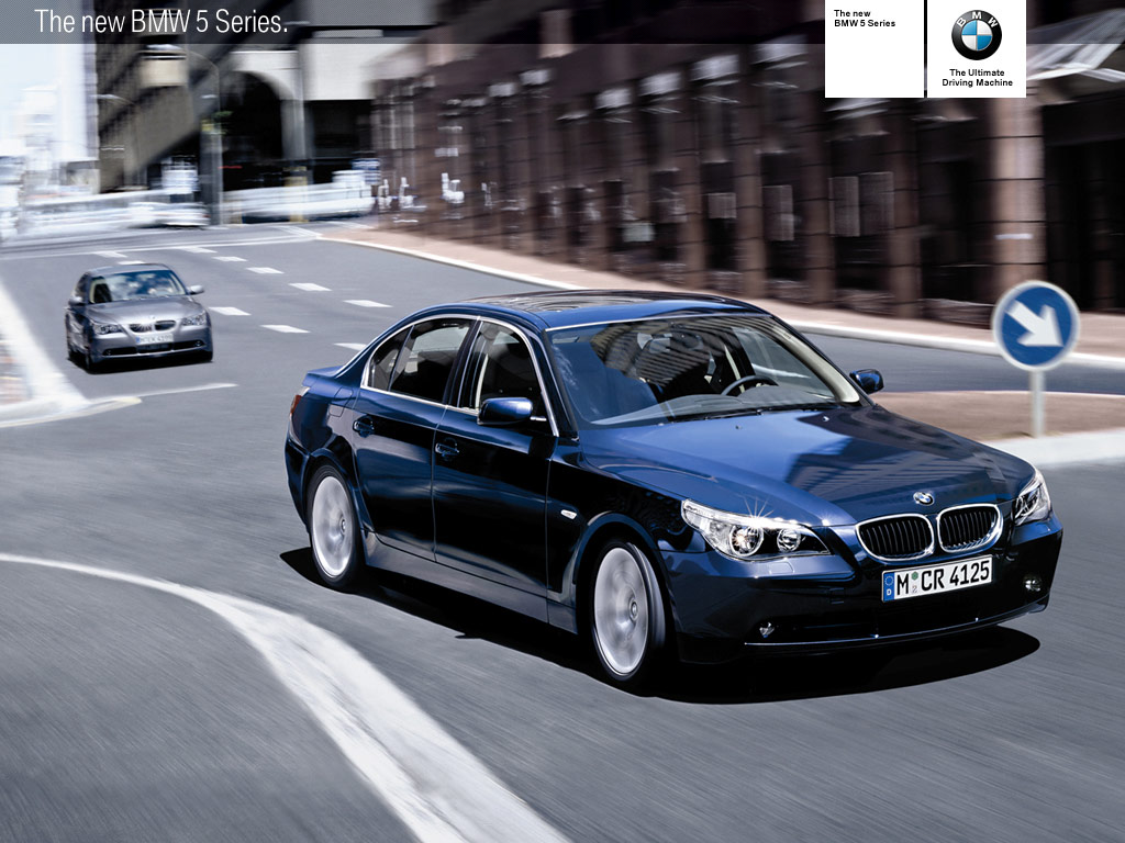 bmw 5 series images #3