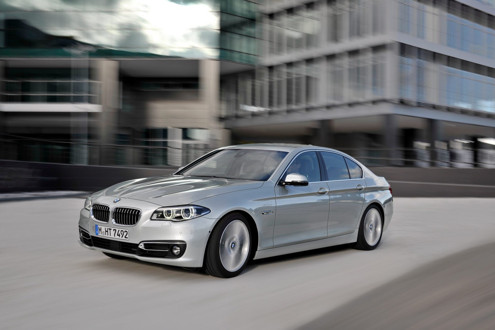 bmw 5 series images #11