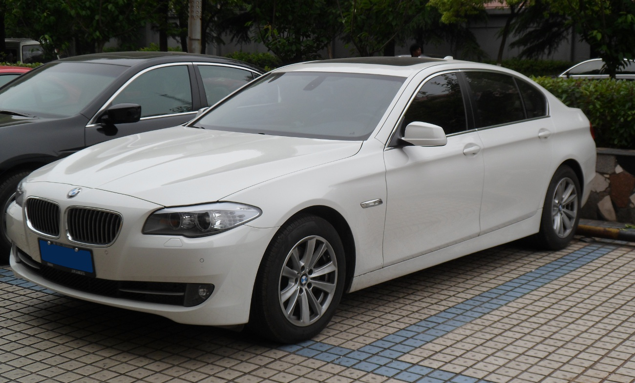 bmw 5 series pictures #14