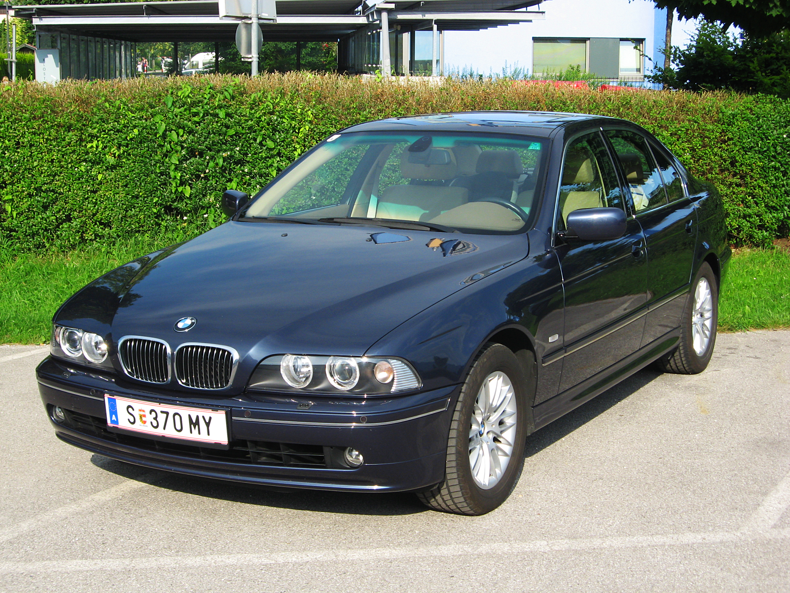 2001 Bmw 5er (e39) - pictures, information and specs ...