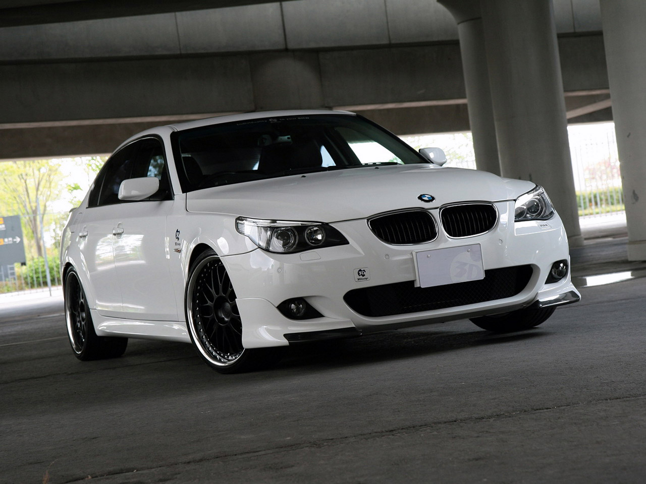 2008 Bmw 5er (e60) – pictures, information and specs ...