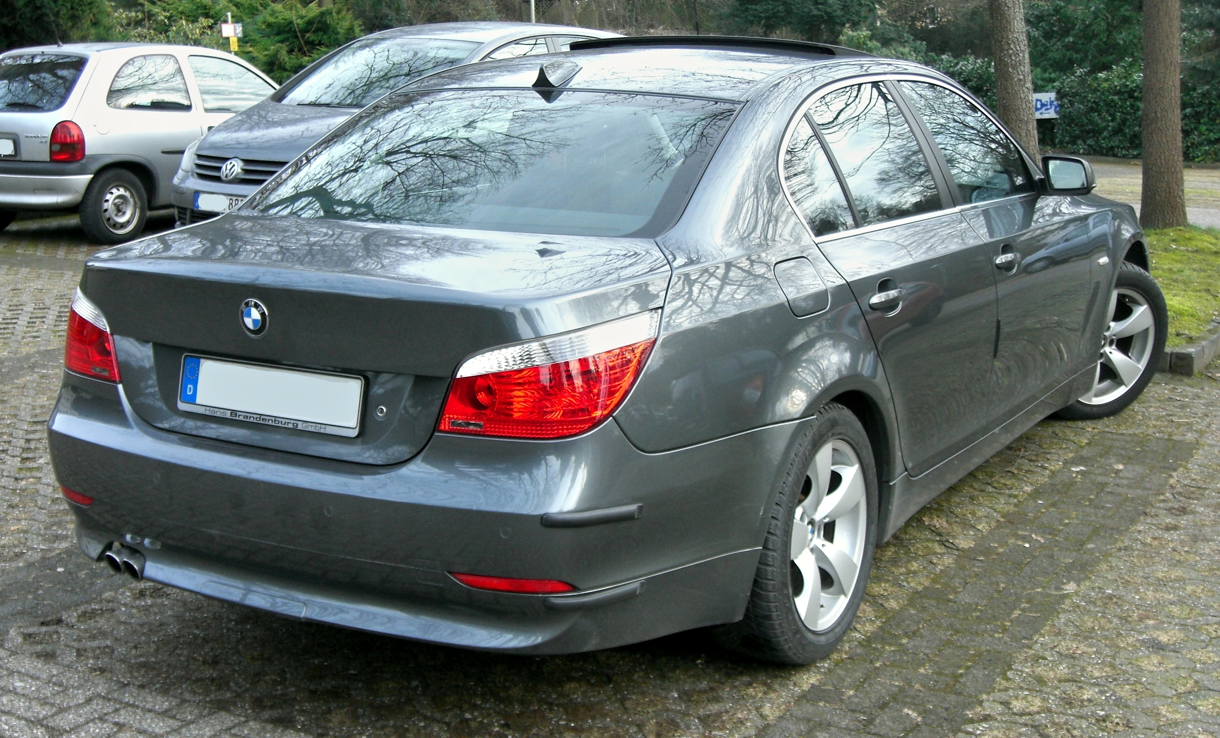2009 bmw 5er e60 pictures information and specs auto. Black Bedroom Furniture Sets. Home Design Ideas