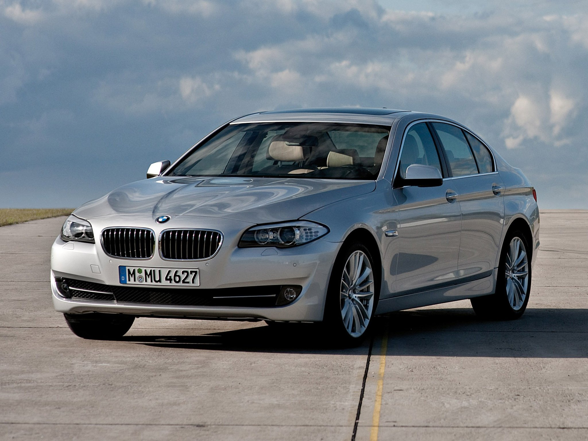 2010 Bmw 5er  F10   U2013 Pictures  Information And Specs