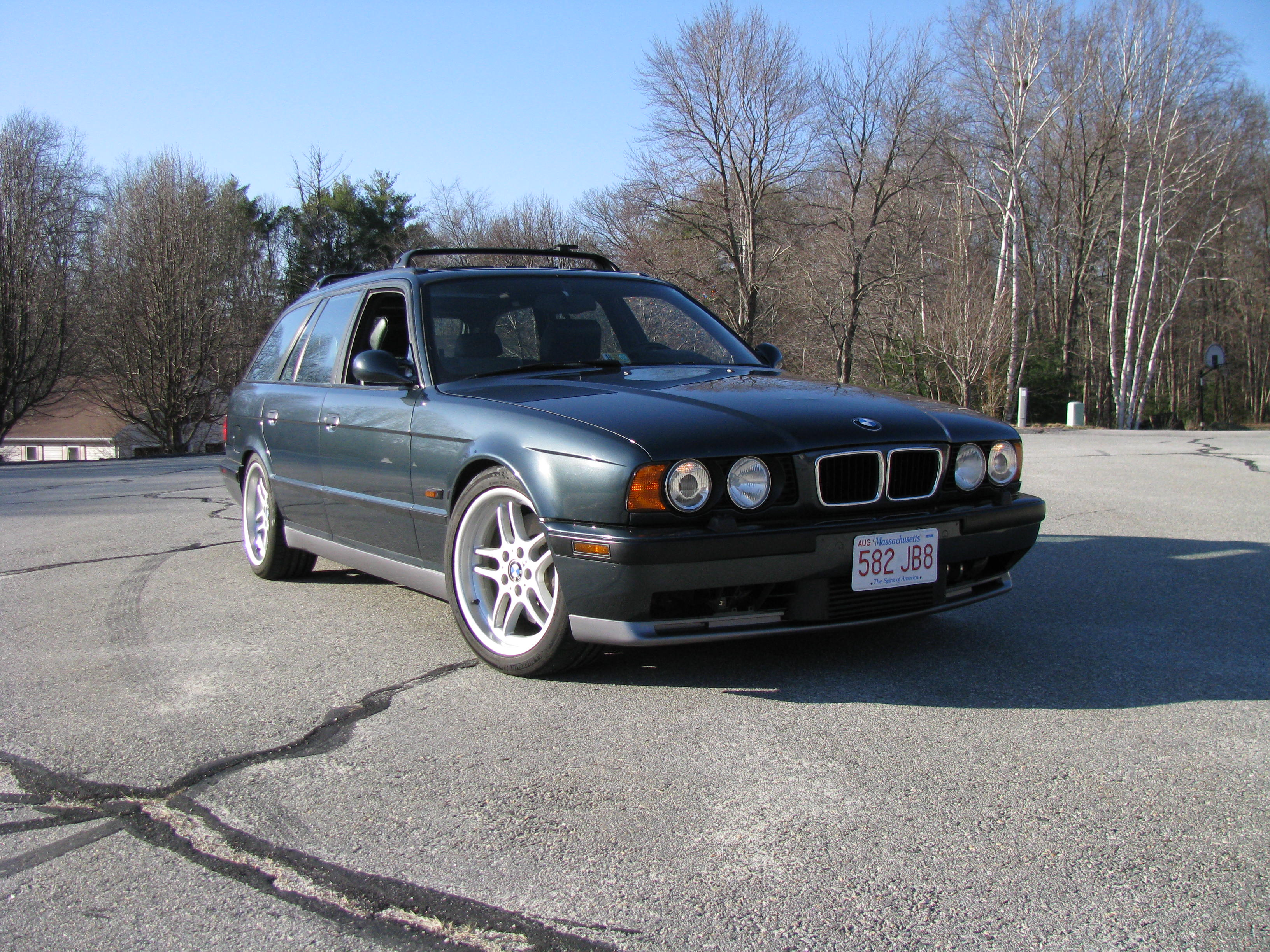 1995 bmw 5er touring e34 pictures information and specs auto. Black Bedroom Furniture Sets. Home Design Ideas