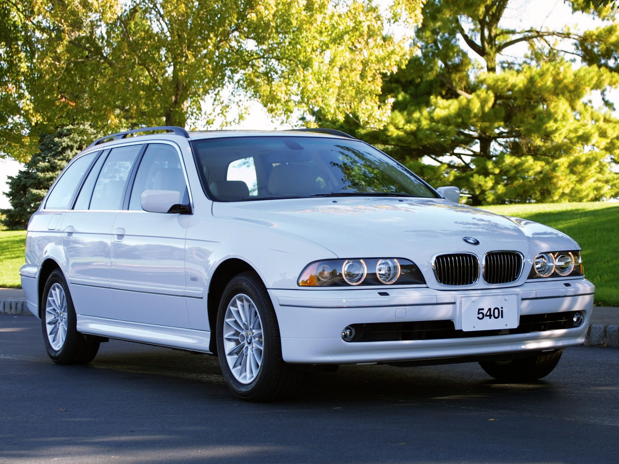 2001 Bmw 5er touring (e39) - pictures, information and ...