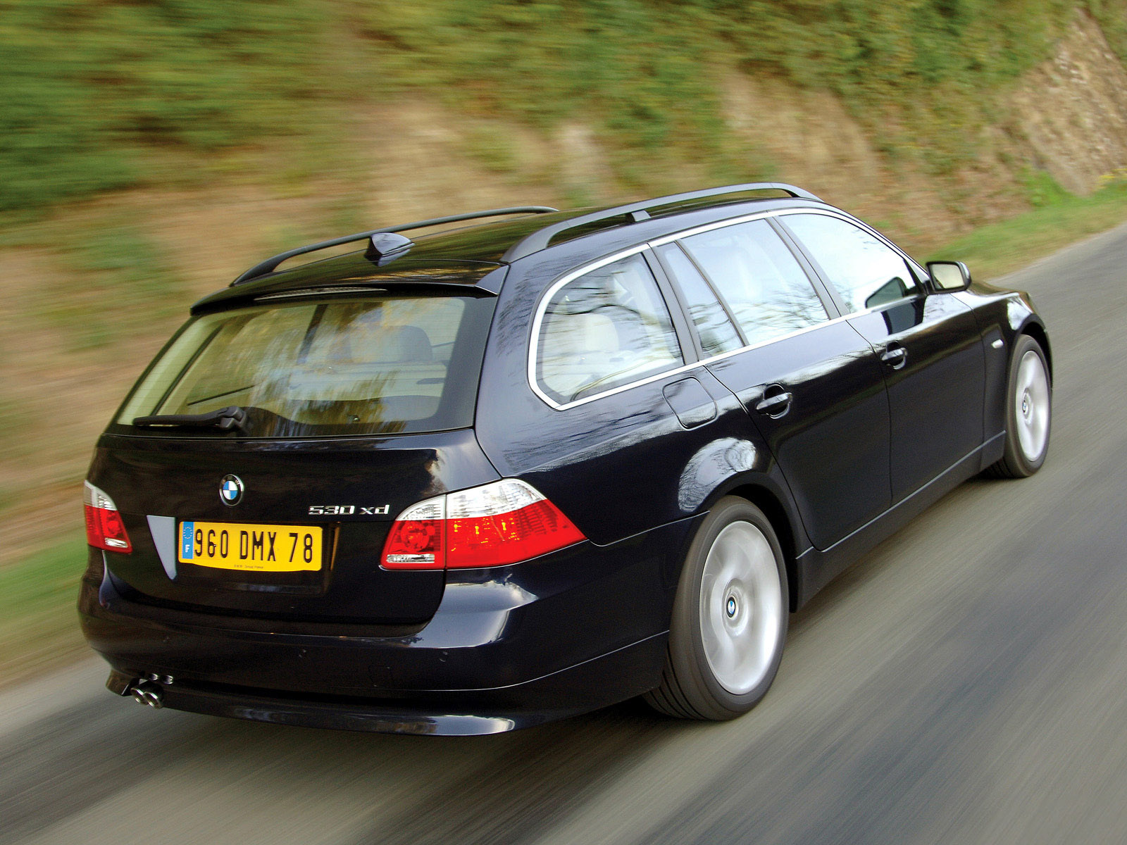 2005 Bmw 5er touring (e61) – pictures, information and specs - Auto ...