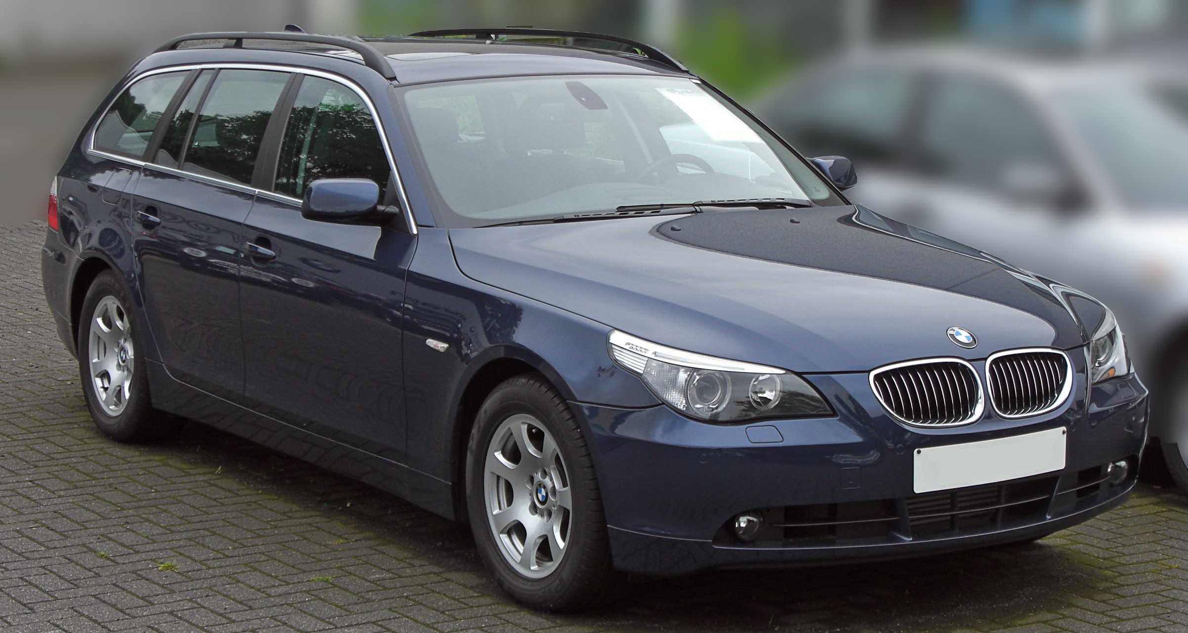 2008 bmw 5er touring e61 pictures information and specs auto. Black Bedroom Furniture Sets. Home Design Ideas