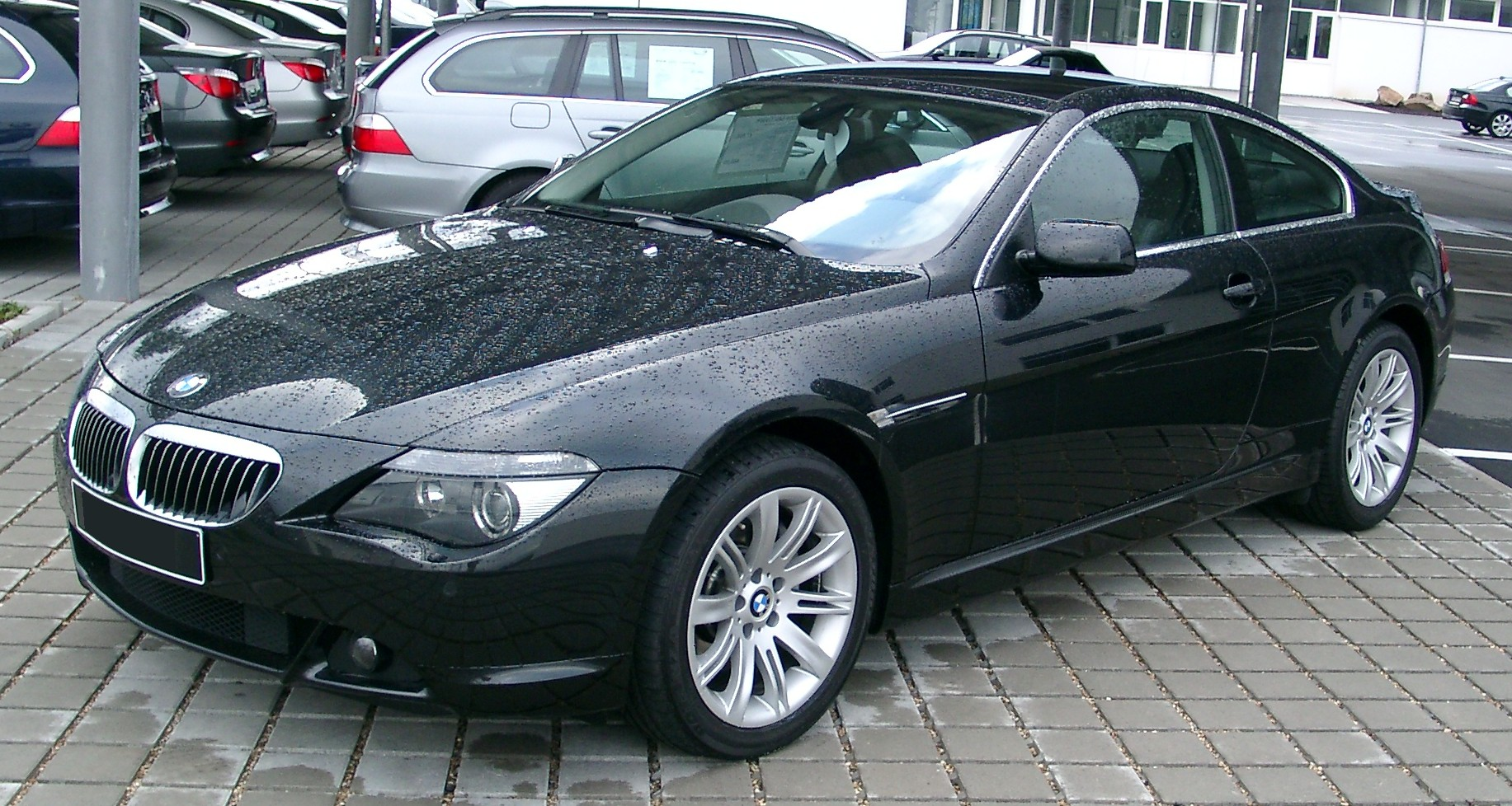 bmw 6 series images