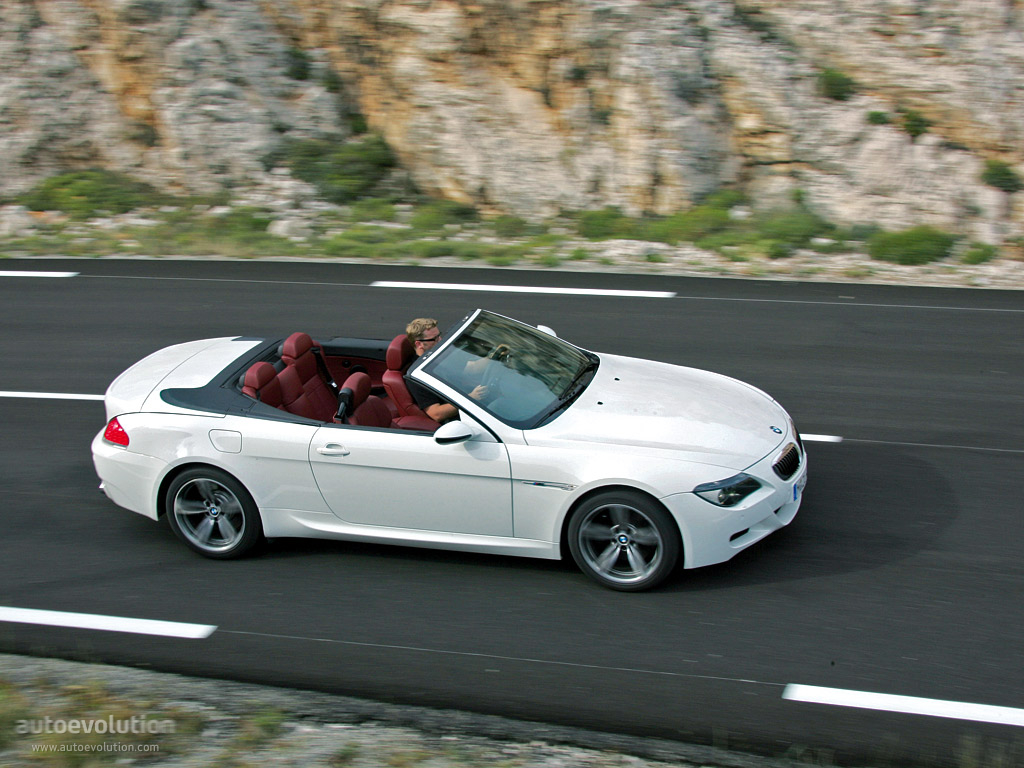 2008 bmw 6er convertible e64 pictures information and specs auto. Black Bedroom Furniture Sets. Home Design Ideas