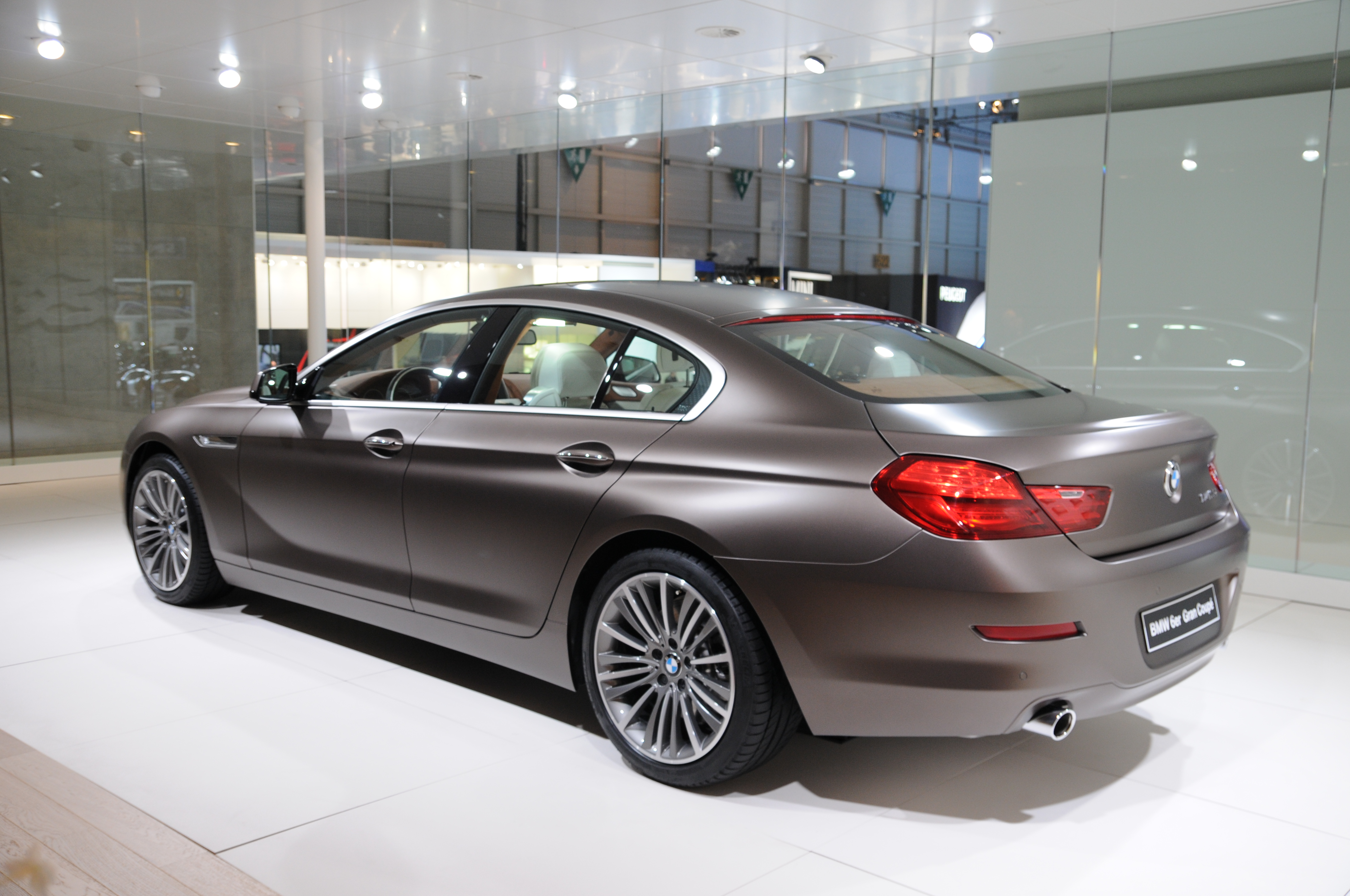 2014 bmw 6er gran coupe f06 pictures information and specs auto. Black Bedroom Furniture Sets. Home Design Ideas
