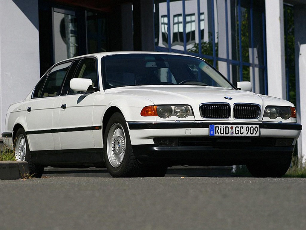 1994 Bmw 7er (e38) - pictures, information and specs ...