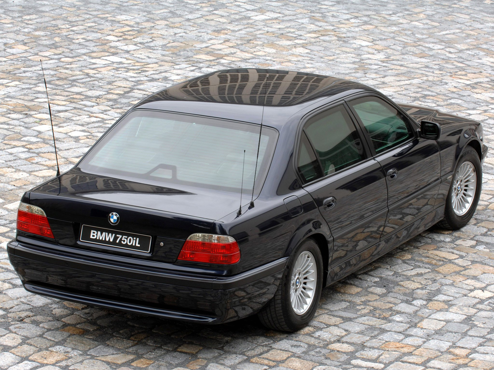 bmw 7er (e38) 1998 pictures #6