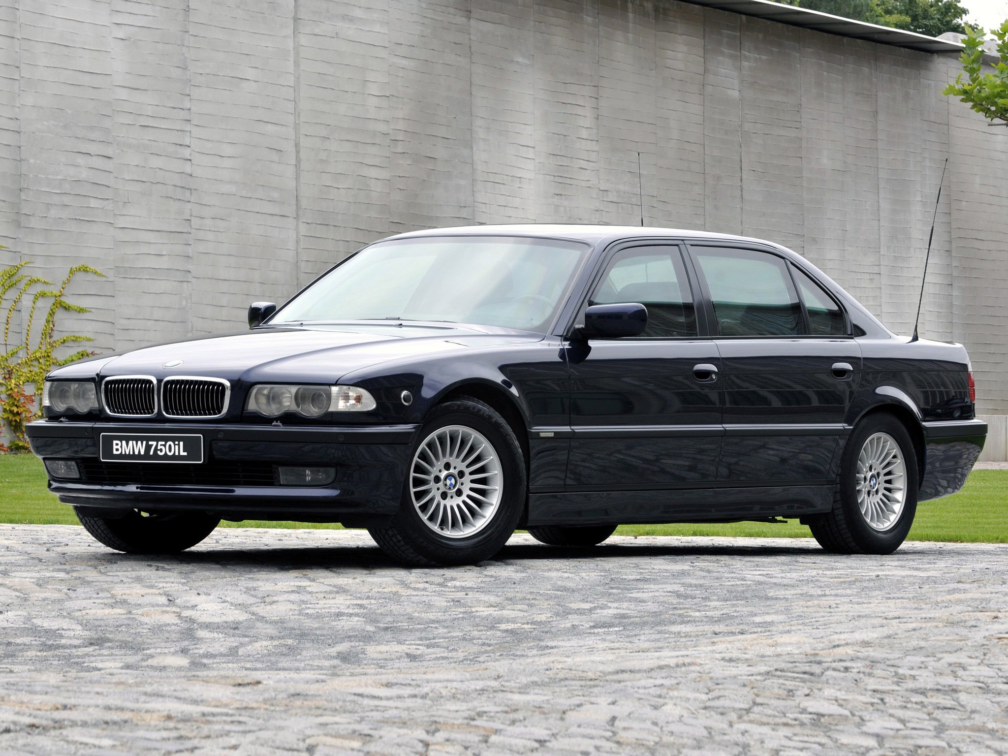 bmw 7er (e38) 2000 pictures #8