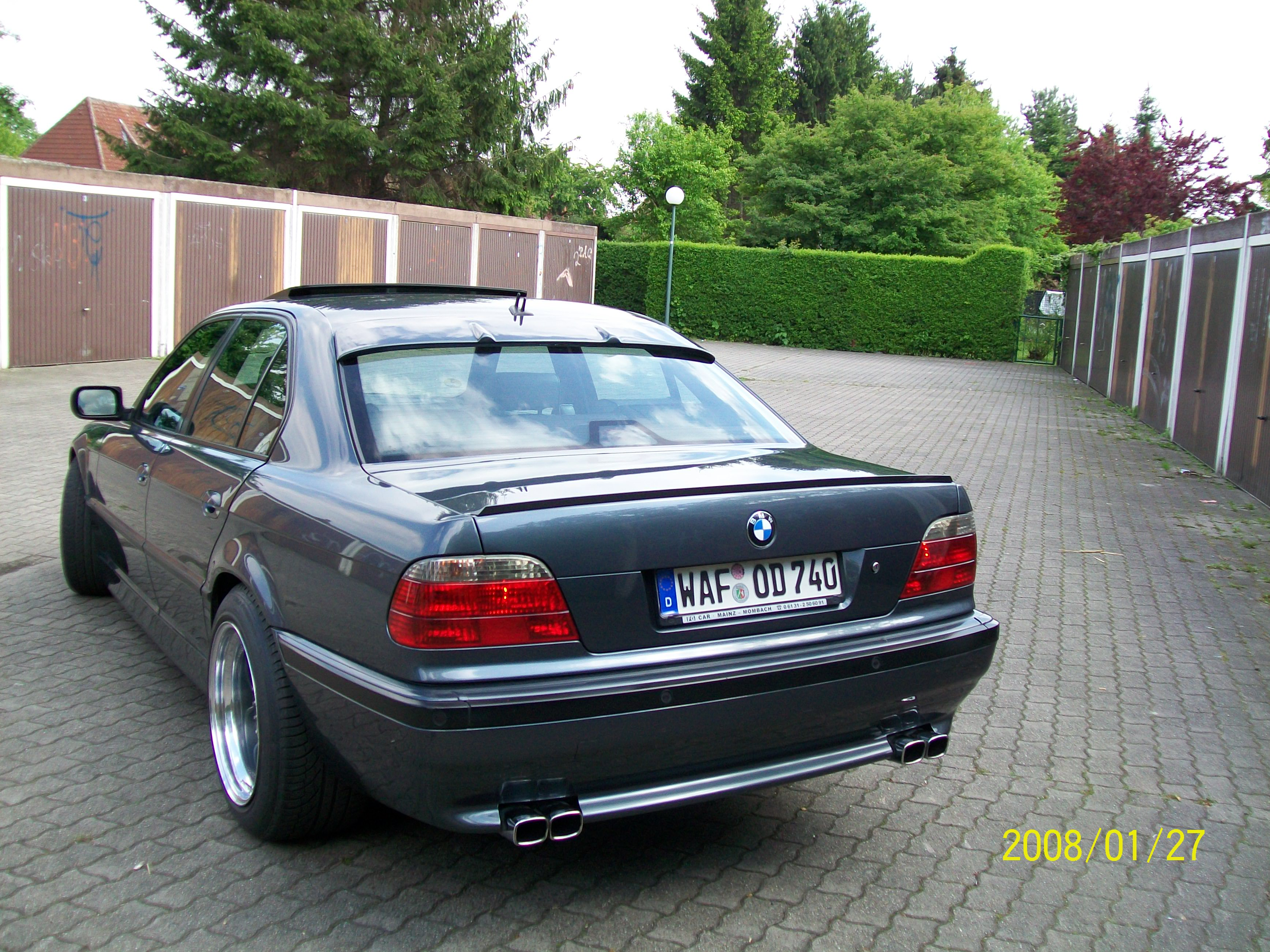 bmw 7er (e38) 2000 wallpaper