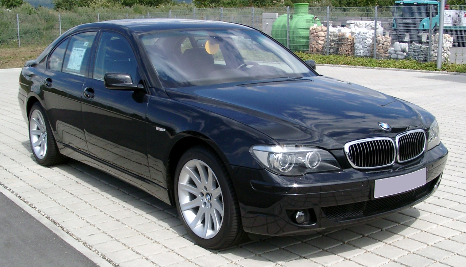 BMW Convertible » 2003 7 Series Bmw - BMW Car Pictures, All Types ...