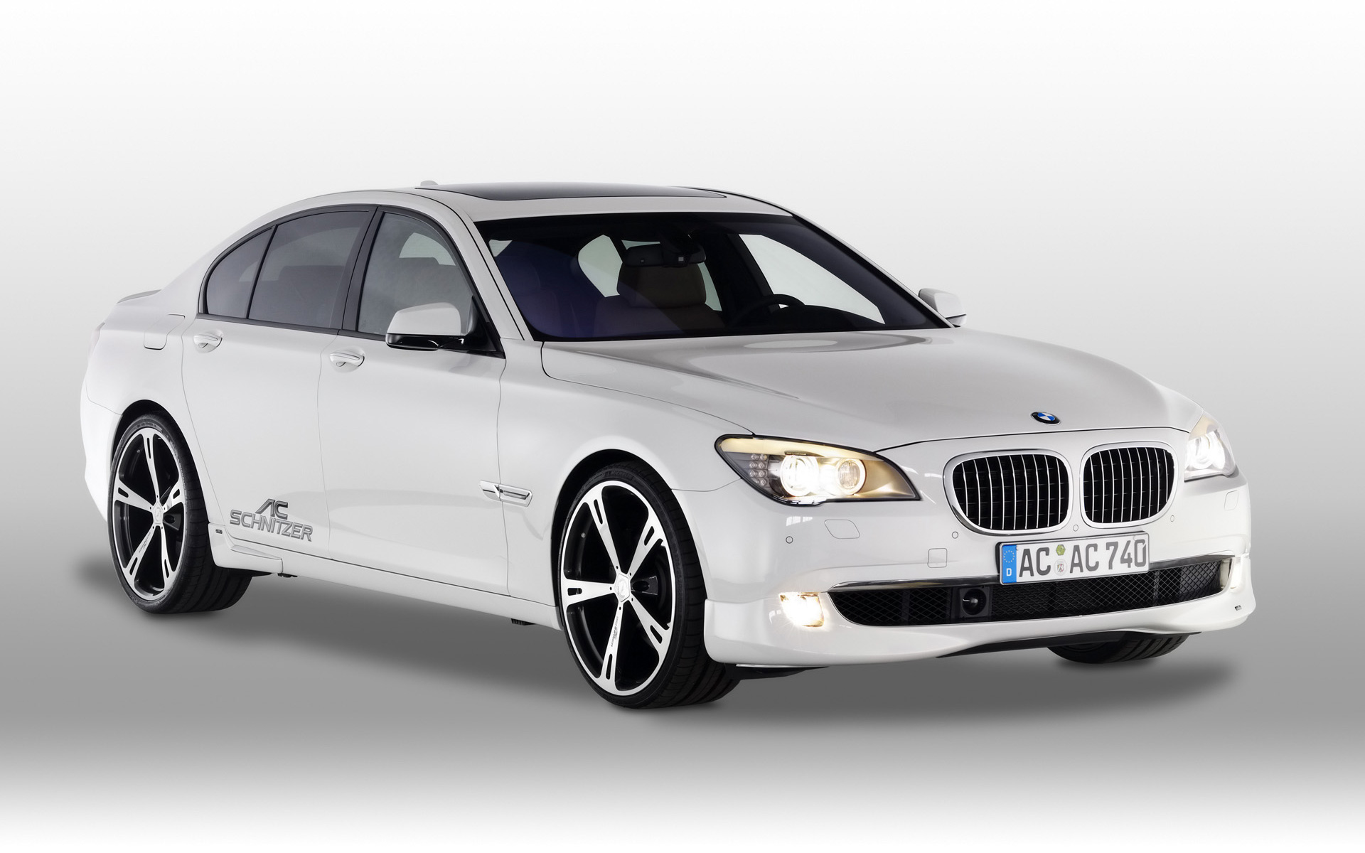 2010 Bmw 7er (f01/f02) - pictures, information and specs ...
