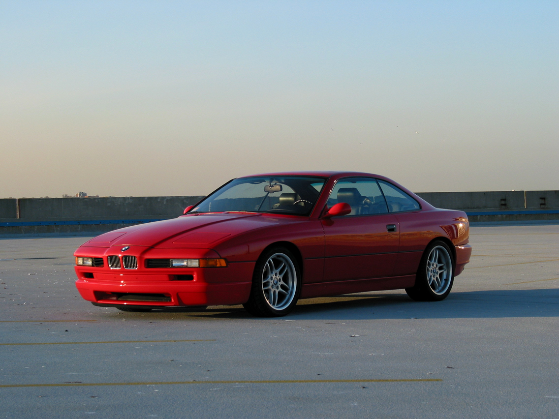 bmw 8er (e31) 1995 wallpaper #1
