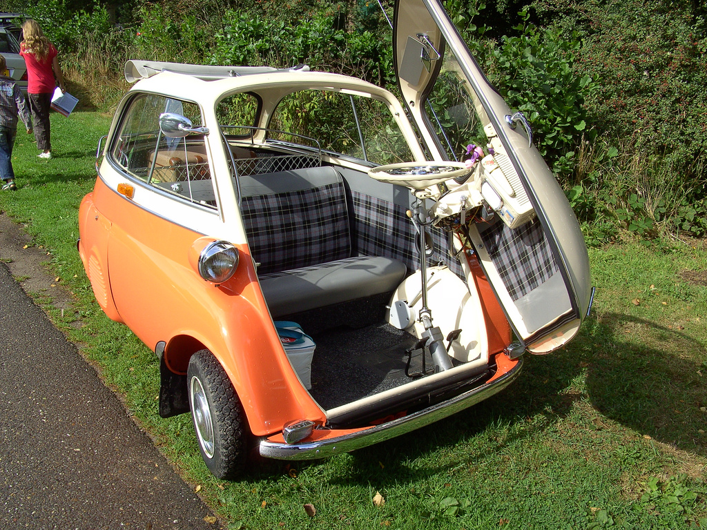bmw isetta pictures #14
