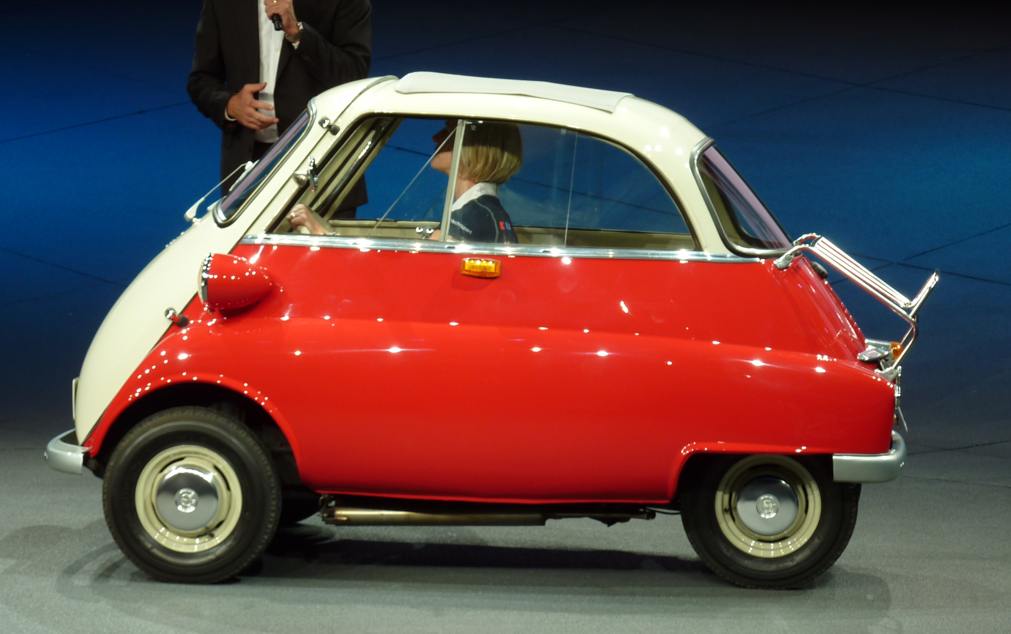 bmw isetta seriess #2