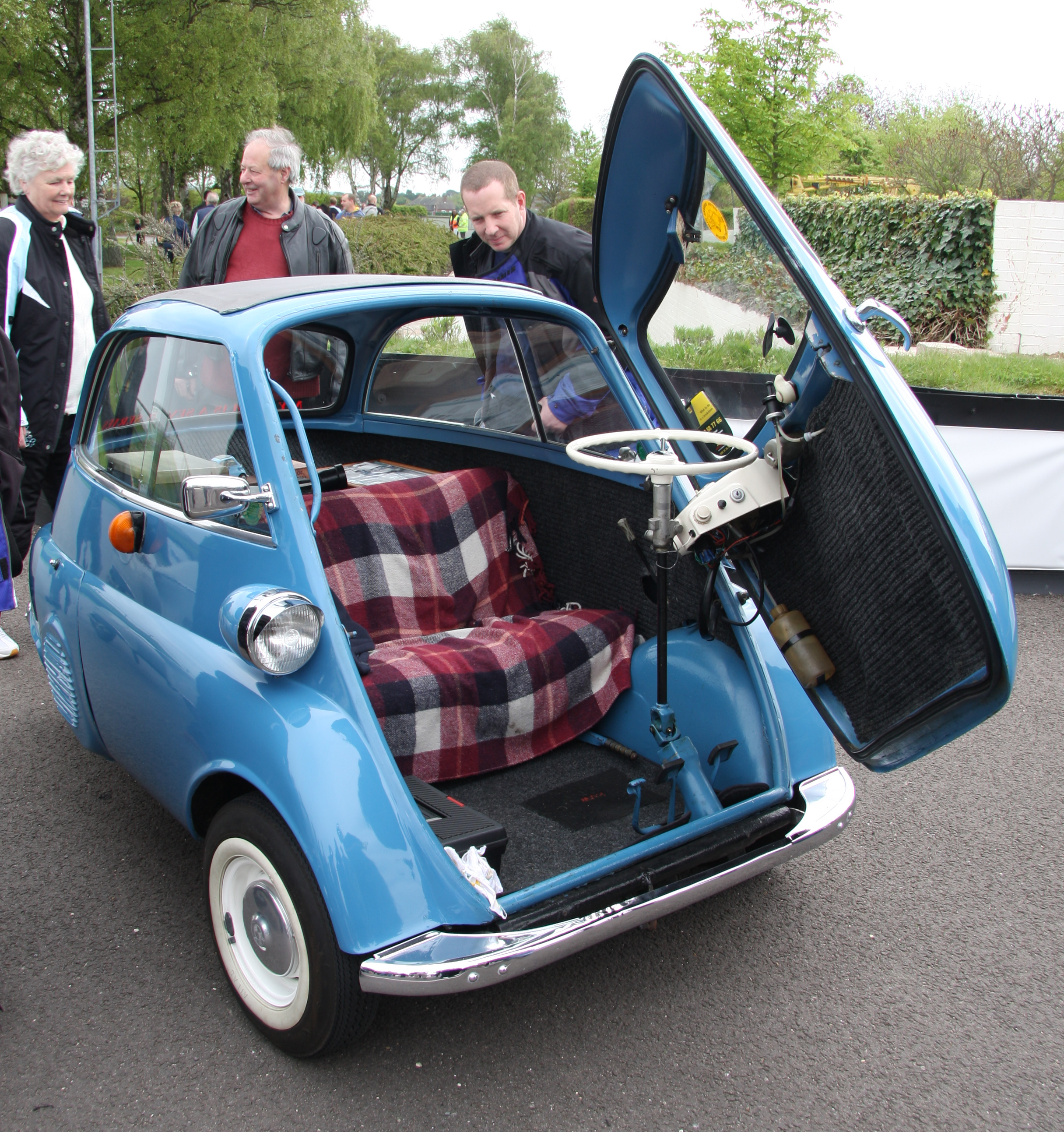 bmw isetta wallpaper #4