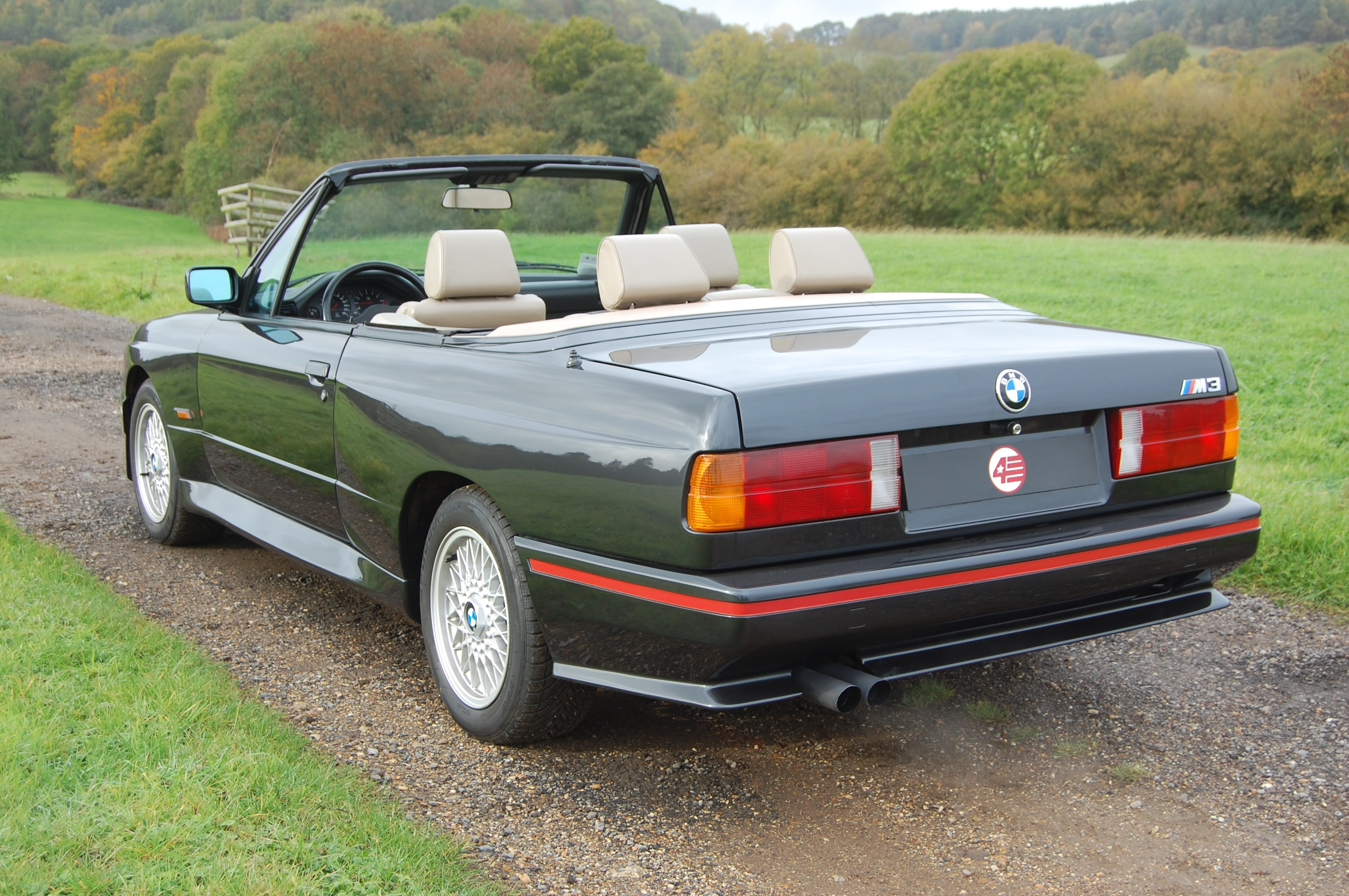 1991 bmw m3 cabrio e30 pictures information and specs. Black Bedroom Furniture Sets. Home Design Ideas