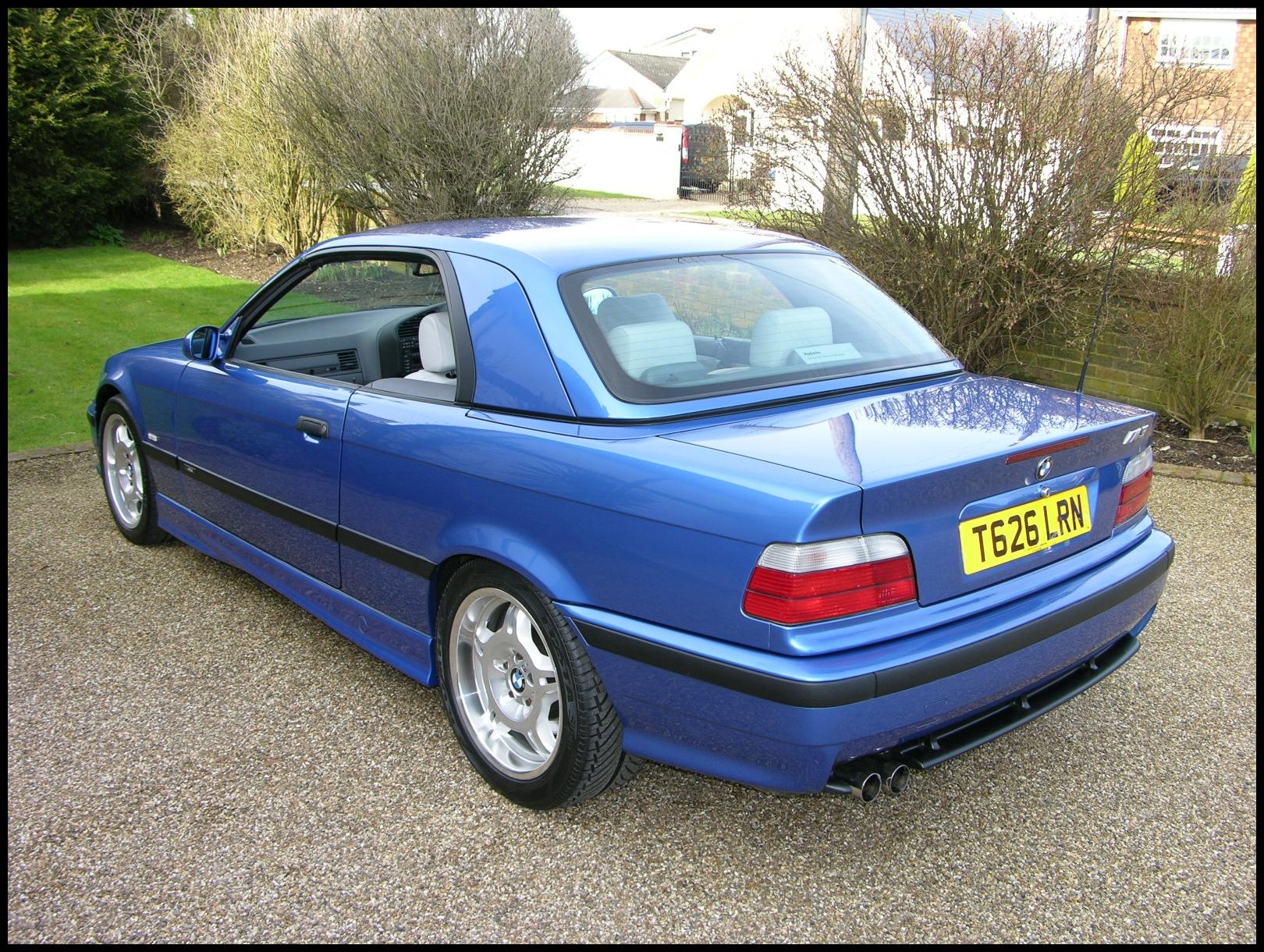1996 bmw m3 cabrio e36 pictures information and specs. Black Bedroom Furniture Sets. Home Design Ideas