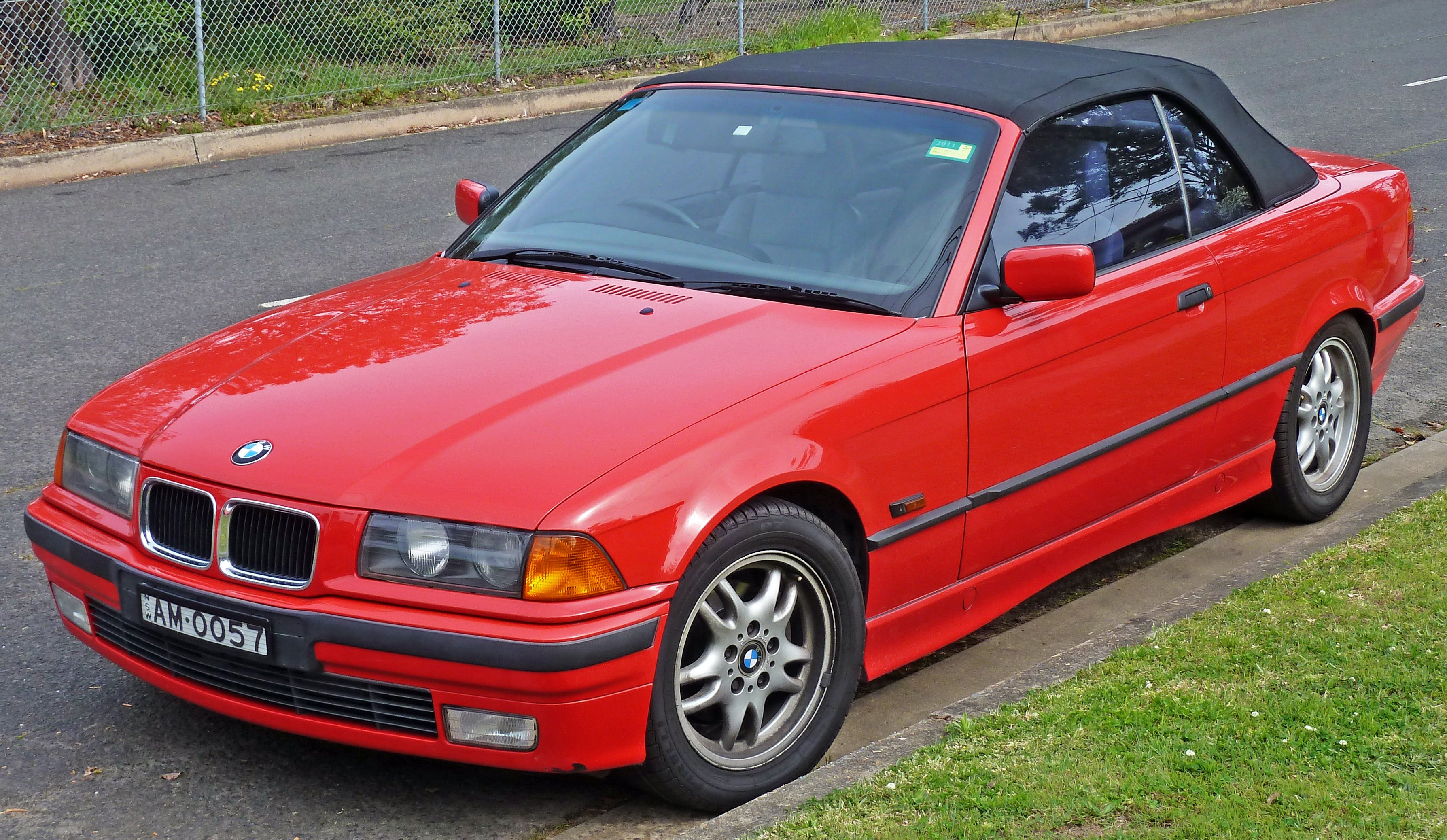 Bmw M Cabrio E Pictures Information And Specs Auto - 1997 bmw m3 convertible