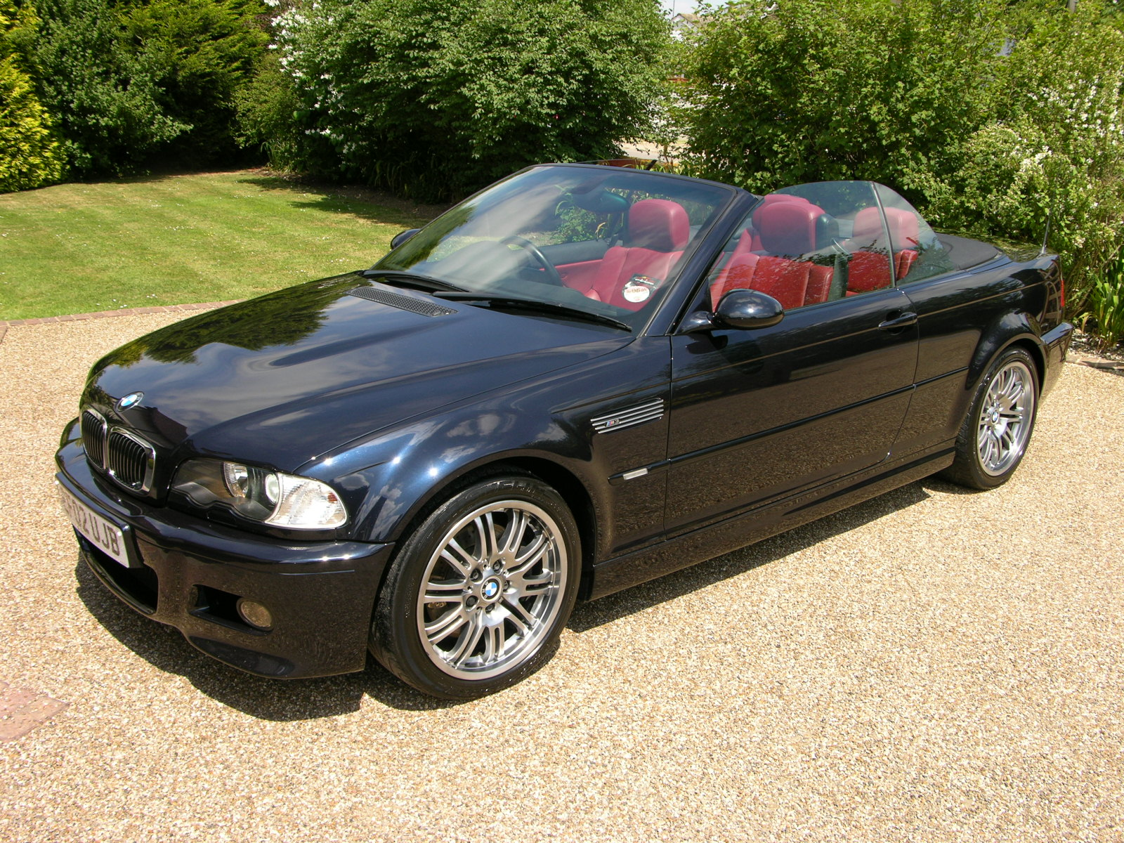 2005 bmw m3 cabrio e46 pictures information and specs. Black Bedroom Furniture Sets. Home Design Ideas