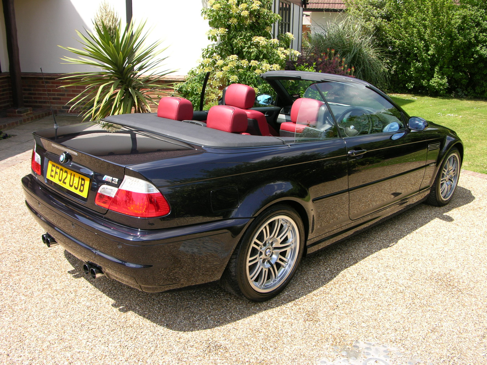 2005 Bmw M3 Cabrio E46 Pictures Information And Specs Auto 1997 528i Engine Diagram Models 2