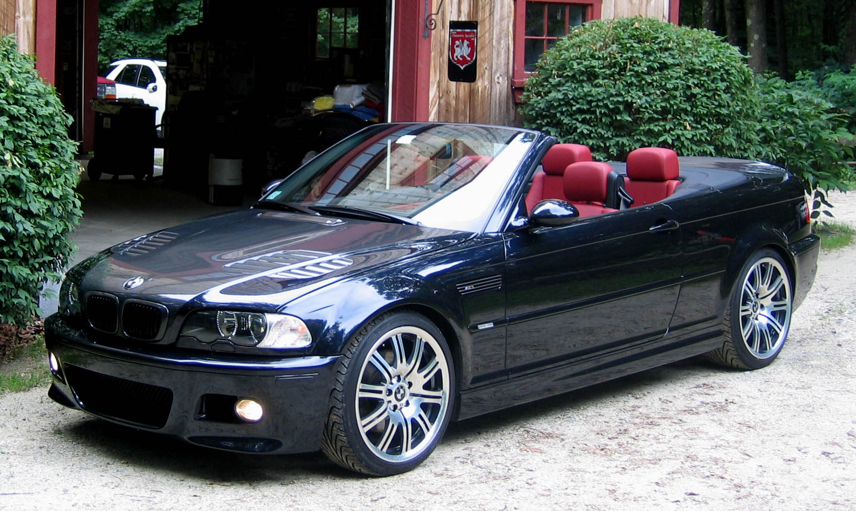 2006 bmw m3 cabrio e46 pictures information and specs auto. Black Bedroom Furniture Sets. Home Design Ideas